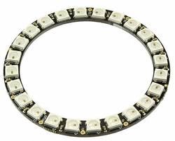 Module d'extension NeoPixel Ring - 24 x 5050 RGB LED Adafruit 1586