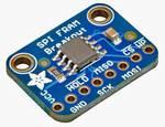 Mémoire SPI-FRAM non-volatile 64 kbit / 8 Ko avec breakout