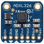 Accéléromètre 3 axes 5 V ADXL326 jusqu'à 16 G avec sortie analogique