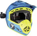 Fixation latérale à profil bas pour casque GoPro