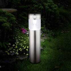 Lampe solaire de jardin avec détecteur de mouvements Polarlite LED ...