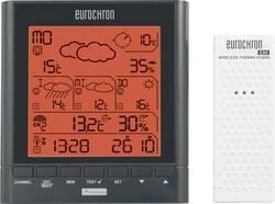 Station météo radiopilotée numérique Eurochron 8935c64r noir