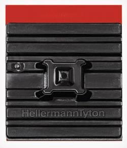 Embase de fixation HellermannTyton 151-01527 noir 1 pc(s)