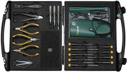 Set d'outils 18 pièces Bernstein 2282 ESD en valise