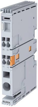 Borne collectrice Block EB-GND4 10 A 1 pc(s)