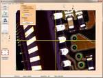 Logiciel Pixels-Fox® de traitement d'image pour la prise de vue, le mesurage, l'enregistrement et la documentation