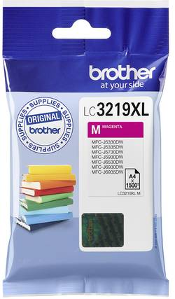 Brother Encre LC-3219XLM d'origine magenta LC32