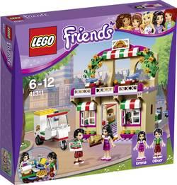 La pizzeria d'Heartlake City LEGO® FRIENDS 41311 Nombre de LEGO (pièces)289