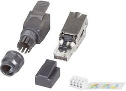 Connecteur confectionnable sur site INFRALAN® RJ45 EFB Elektronik 88035AV.1 noir 1 pc(s)