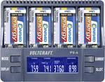Chargeur pour accus 9 V P9-4 Voltcraft