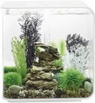 Aquarium en acrylique biOrb FLOW LED 30 l, blanc