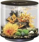 Aquarium en acrylique biOrb TUBE LED 15 L, noir