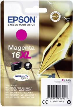 Cartouche d'encre Epson T1633, 16XL magenta C13T16334012
