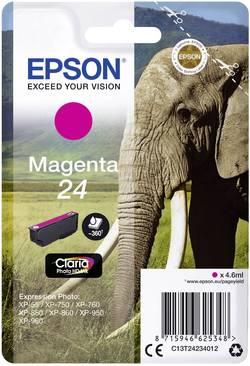 Cartouche d'encre Epson T2423, 24 magenta C13T24234012