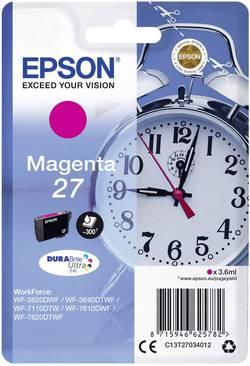 Cartouche d'encre Epson T2703, 27 magenta C13T27034012