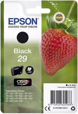 Cartouche d'encre Epson T2981, 29 noir C13T29814012