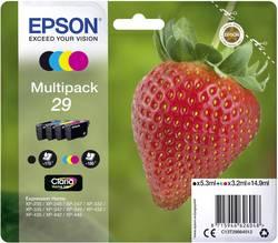 Pack de cartouches Epson T2986, 29 noir, cyan, magenta, jaune C13T29864012