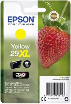 Cartouche d'encre Epson T2994, 29XL jaune C13T29944012
