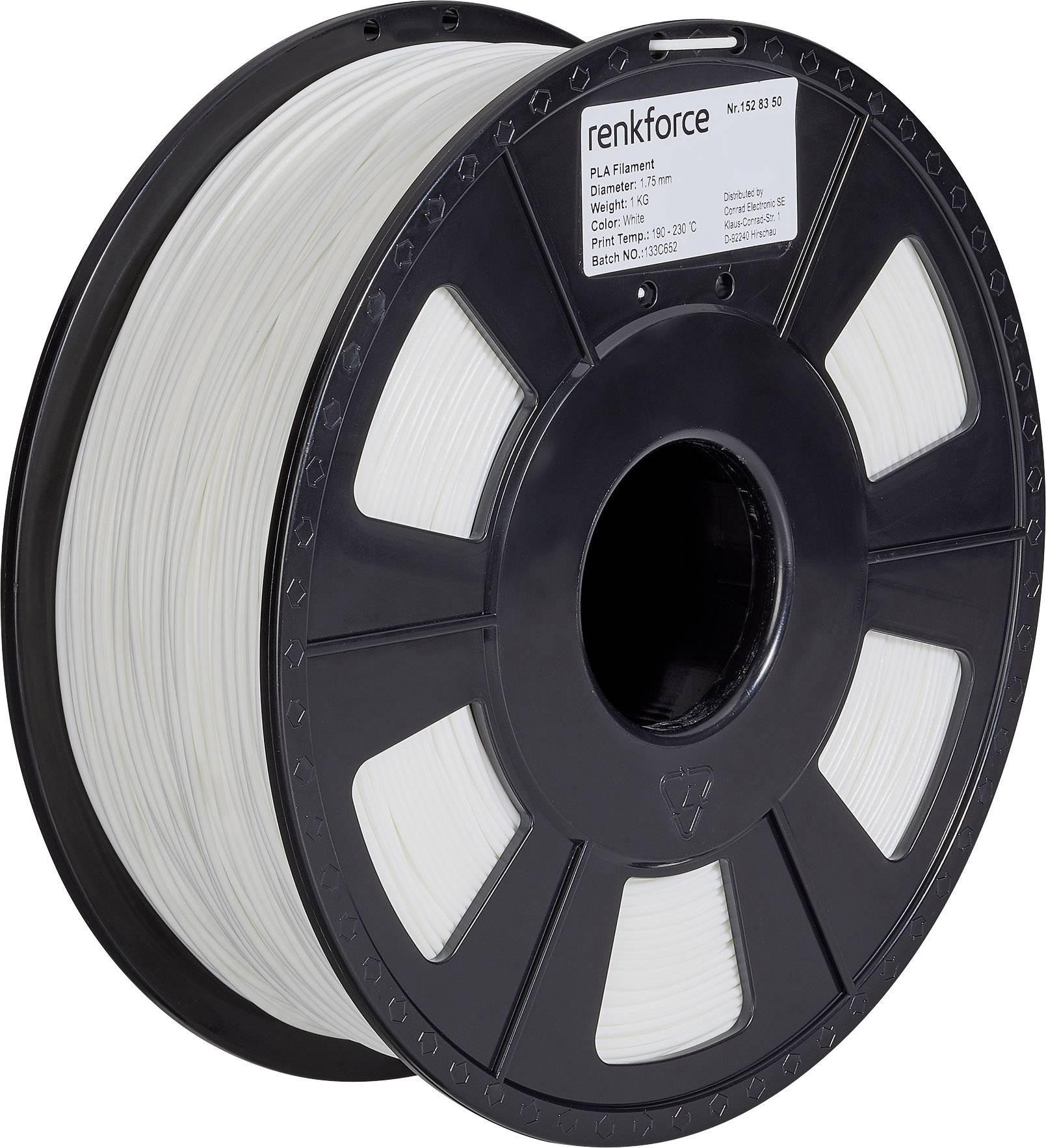 PLA 1 kg Blanc 1,75 mm