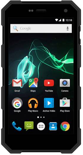 f493ed781259 Archos 50 Saphir Smartphone 4G Outdoor single SIM 16 Go 12.7 cm(5 pouces)  13 Mill.