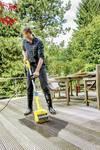 Nettoyeur électrique de joints et de surfaces