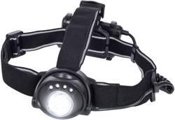 Lampe frontale LED Dörr Foto Light KL-25 à pile(s) 125 g 40 h noir