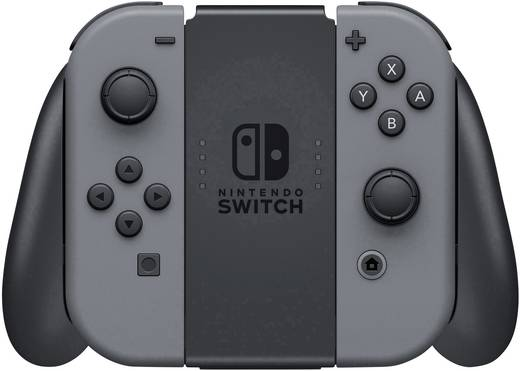 console nintendo switch gris. Black Bedroom Furniture Sets. Home Design Ideas