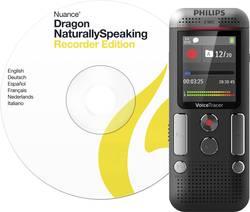 Dictaphone numérique Philips DVT2710 Durée d'enregistrement (max.) 2280 h anthracite