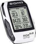 Compteur de vélo Sigma ROX 11.0 GPS Set blanc