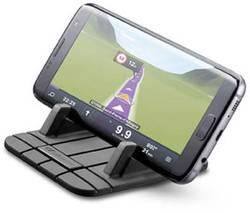 Support de téléphone portable pour voiture Cellularline Handy Pad pastille adhésive