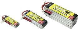 Batterie d'accumulateurs (LiPo) 11.1 V 1600 mAh LemonRC C9462 35 C stick extrémités de câble ouvertes