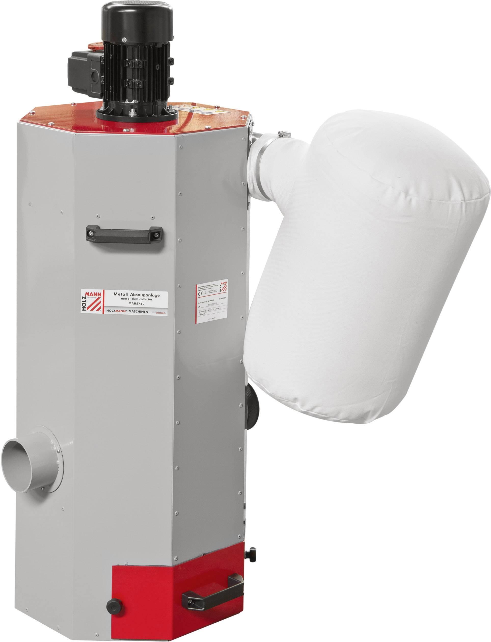 syst/ème daspiration de copeaux Holzmann Maschinen S100D Support pour syst/ème daspiration