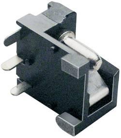 Fiche d'alimentation DC embase femelle horizontale 2.5 mm