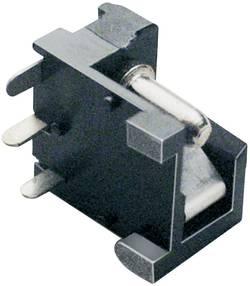TRU COMPONENTS Fiche d'alimentation DC embase femelle horizontale 2.5 mm 1 pc(s)