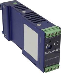 TDK-Lambda DPX4024WS12 Convertisseur CC/CC pour rail (DIN) 12 V