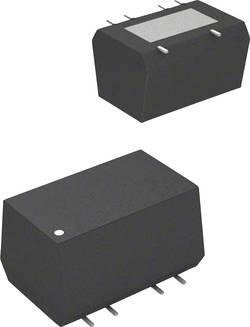 Convertisseur CC/CC CMS RECOM R2D-0515 +15 V, -15 V 66 mA 2 W Nbr. de sorties: 2 x 1 pc(s)