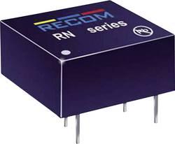Convertisseur CC/CC pour circuits imprimés RECOM RN-1209S/HP 9 V 140 mA 1.25 W Nbr. de sorties: 1 x 1 pc(s)