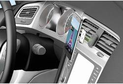 Support de téléphone portable pour voiture Cellularline Mag 4 pastille adhésive