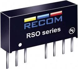 RECOM RSO-0505D/H3 Convertisseur CC/CC pour circuits imprimés +