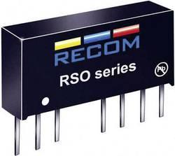 RECOM RSO-1215SZ Convertisseur CC/CC pour circuits imprimés 15