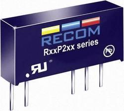RECOM R05P205D/P Convertisseur CC/CC pour circuits imprimés +5