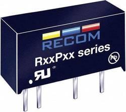 Convertisseur CC/CC pour circuits imprimés RECOM R05P09S/P 9 V 111 mA 1 W Nbr. de sorties: 1 x 1 pc(s)