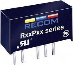 RECOM R15P15S/R8 Convertisseur CC/CC pour circuits imprimés 15