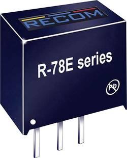 Convertisseur CC/CC pour circuits imprimés RECOM R-78E3.3-0.5 3.3 V 500 mA 1.65 W Nbr. de sorties: 1 x 1 pc(s)