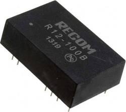 RECOM R05-100B Convertisseur CC/CC pour circuits imprimés