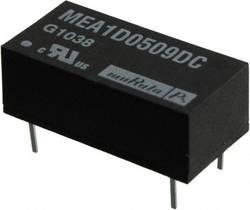 Convertisseur CC/CC pour circuits imprimés Murata Power Solutions MEA1D0509DC +9 V, -9 V 56 mA 1 W Nbr. de sorties: 2 x