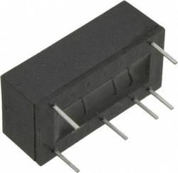 Convertisseur CC/CC pour circuits imprimés Murata Power Solutions MEA1D2405DC +5 V, -5 V 100 mA 1 W Nbr. de sorties: 2