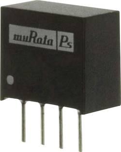 Convertisseur CC/CC pour circuits imprimés Murata Power Solutions MEE1S1512SC 12 V 83 mA 1 W Nbr. de sorties: 1 x 1 pc(