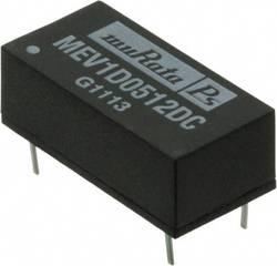 Convertisseur CC/CC pour circuits imprimés Murata Power Solutions MEV1D0512DC +12 V, -12 V 42 mA 1 W Nbr. de sorties: 2