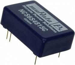 Convertisseur CC/CC pour circuits imprimés Murata Power Solutions NCS6S4815C 15 V 400 mA 6 W Nbr. de sorties: 1 x 1 pc(